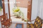 A louer maison meublée de 2 pièces, location à Atikoumé