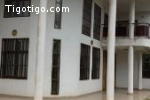 A louer villa non meublée spacieuse avec jardin à Kégué