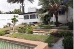 Abidjan Cocody 2 plateau vallon face de club house villa 5pc