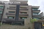 Abidjan -cocody deux plateau vente immeuble r+4 haut standin
