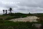 Abidjan Cocody golf beach en bordure d'eau terrain 3ha