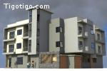 Abidjan  Plateau Près BAD Vente Immeuble Bureau R+2 (VIDE)