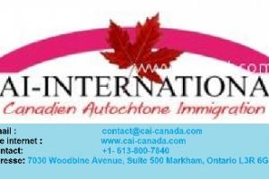 Avis de recrutement CAI-CANADA 2019