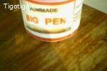 Big pen,Produit pour agrandir le troisième pieds