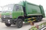 Camion DONGFENG de ramassage d'ordure