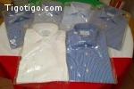 Chemises originales venues d'italie