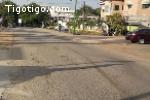 Cocody danga d'amabassade d'Angola vente maison sur 717m2