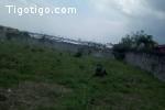 cocody golf4 beverlly  face  centre écoute usa vente 2000m2