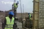 Construction, bâtiment, électricité, démolition, décoration