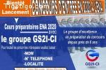 COURS DE PRÉPARATION ENA 2020 AVEC LE GS2I-CI