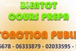 COURS DE PREPARATION FONCTION PUBLIQUE 2022