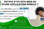 Création d'application e-commerce