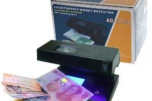 Détecteur de faux billets de banque ad-2138