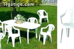 Ensemble Table Plus 6 Chaises
