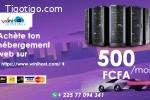 Hébergement Web /Prestations de services digitaux