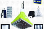 Lampe solaire rechargeable