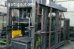 Machine de blocs beton machine a parpaing brique , hourdis