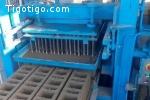 Machine de blocs beton machine a parpaing brique , hourdis