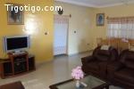 Maison meublée à louer à Baguida - Lomé (côté plage)
