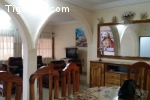 Maison villa meublée