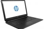 Ordinateur HP  15-f233wm - Dual Core- 4Go RAM - 500Go HDD