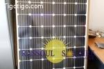 Panneau solaire mono