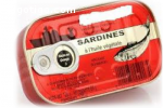 PATTES ALIMENTAIRE SARDINE HUILE