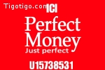 PEFECT MONEY EN LIGNE