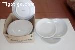 plat en porcelaine venues d'Italie