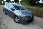 Renault Clio 4 Gris Cassiopée