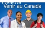 TRAVAILLER ET VIVRE AU CANADA